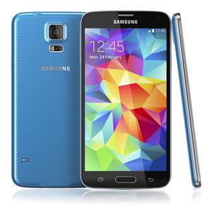 Samsung Galaxy S5 16GB SM-G900F Blue שנתיים אחריות כולל FOTA