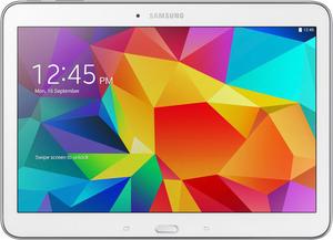 Samsung Galaxy Tab 4 10.1 T535 LTE White שנתיים אחריות כולל FOTA