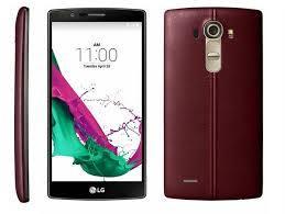 טלפון סלולרי LG G4 H815 גב עור