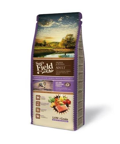 מזון לכלבים סמס פילד סלמון 2.5 ק