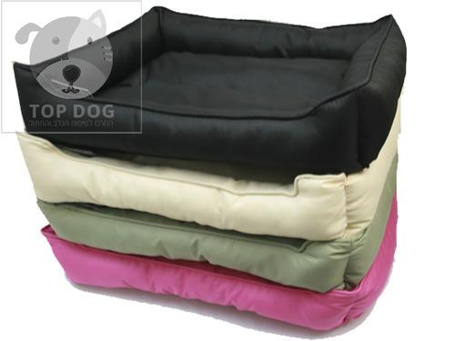 מיטת בד איכותית במגוון צבעים