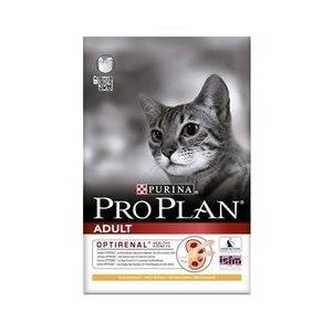 """מזון יבש לחתולים בטעם עוף ואורז 3 ק""""ג Purina ProPlan פורינה פרו פלאן"""