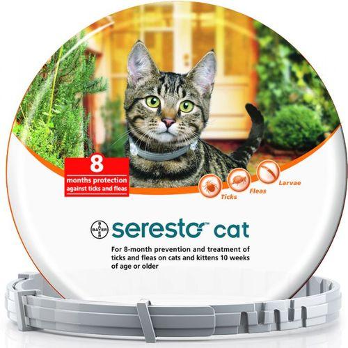 קולר Seresto לחתולים
