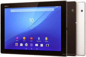 Sony Xperia Z4 Tablet LTE White כולל FOTA