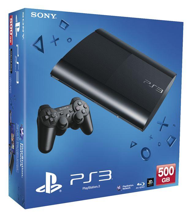 Sony PlayStation III Super Slim 500GB