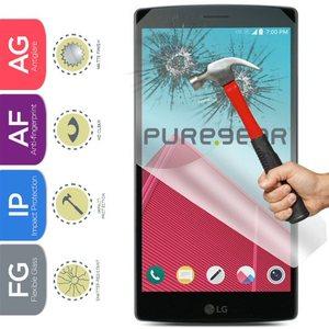 מגן מסך נגד שברים Puregear Puretek Retail HD ל LG G4