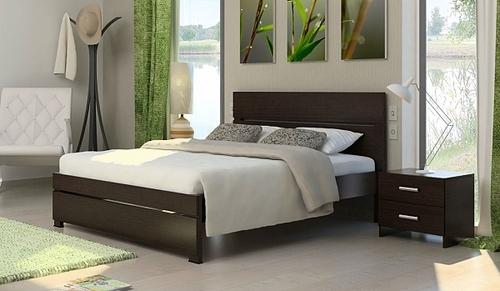 מבצע:חדר שינה: מיטה ושידות דגם SPRING