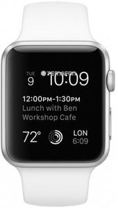 שעון יד חכם Apple Watch Sport 42mm