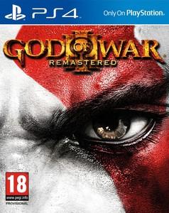 PS4 -  God Of War III Remasterd