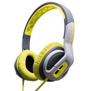 אוזניות קשת Soul Transform צהוב