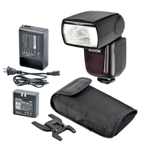 פלאש חיצוני ידני Godox V850 Manual Li-ion Camera Flash