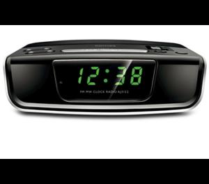 רדיו שעון מעורר דגם PHILIPS AJ-3122 פיליפס