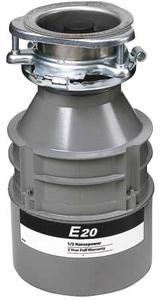 טוחן אשפה ISE - EMERSON דגם:E20