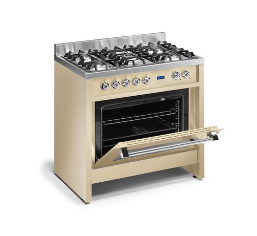תנור אפיה משולב 90 ס