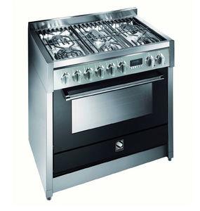 """תנור אפיה משולב 90 ס""""מ STEEL סדרת GENESI דגם G9F-6W"""