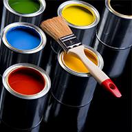 מוצרי איטום, צבע, דבקים ותרסיסים