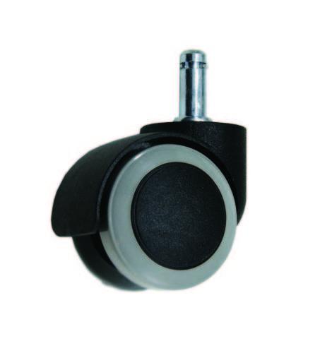 גלגל פרקט 50ממ(35 קג) פין 11 ממ