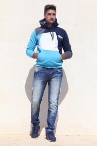 printed hoodie Canavaro