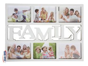 מסגרת  FAMILY ל-6 תמונות בגודל 10X15