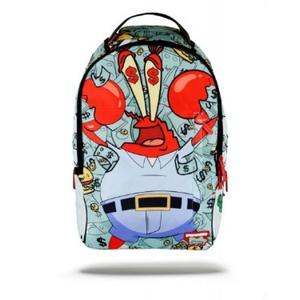 Sprayground Backpack  תיק גב - Spongebob Money Crab