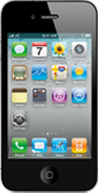 יד שנייה ותצוגה -  Apple iPhone 4 16GB Sim Free Black