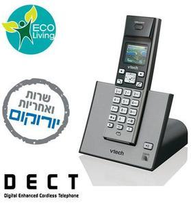 טלפון אלחוטי דיגיטלי VTECH VT3102 ויטק