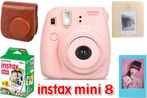 חבילת צילום מלאה Fujifilm Instax Mini 8 פוג'י פילם