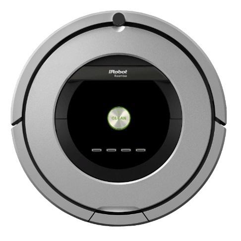 שואב אבק רובוטי iRobot Roomba 886