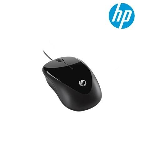 עכבר מיני אופטי חוטי HP X1000