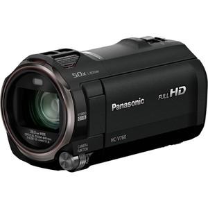 מצלמת וידיאו Panasonic HC-V760-שלוש שנים Panasoinc