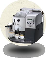 מכונות הקפה שלנו