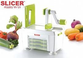 קוצץ ירקות ידני Slicer Spiral Slicer