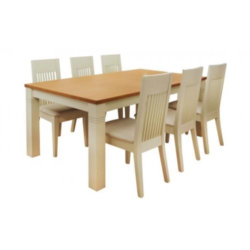 מבצע:פינת אוכל SAPIR כולל 6 כסאות