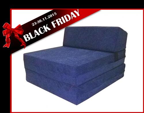 BLACK FRIDAY כורסא מיטה דגם FLIP