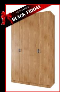BLACK FRIDAY ארון 4 דלתות SHANI