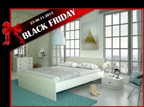 BLACK FRIDAY חדר שינה זוגי ARISTO