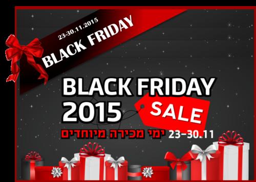 BLACK FRIDAY 23-30.11.2015