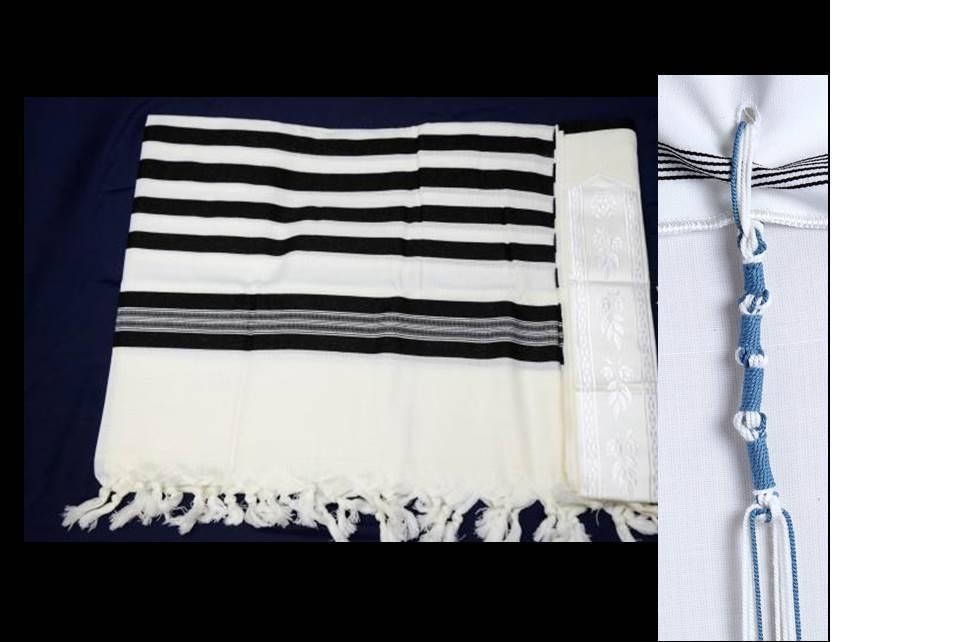Tashbetz Black Stripe 7-8-11-13