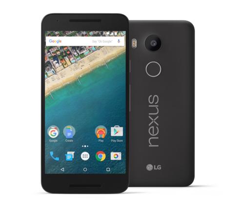 טלפון סלולרי LG Nexus 5X 32GB