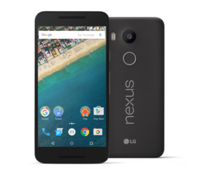 טלפון סלולרי LG Nexus 5X 32GB אופציה ליבואן רשמי