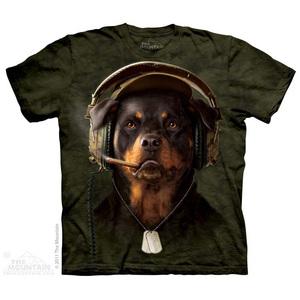 The Mountain חולצה קצרה בהדפס מלא -  DJ Sarge