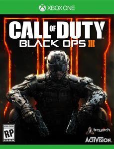 Xbox One COD Black Ops 3 Microsoft
