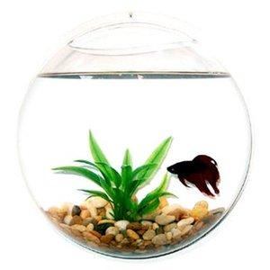 אפשר לקשט את הבית גם בלי מקום פנוי! האקווריום שיקשט לכם את החדר, המשרד או חדר המדרגות, מתאים לדגים וגם לצמחיה!