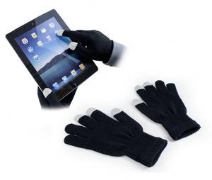 זוג כפפות טאצ' לסמארטפון