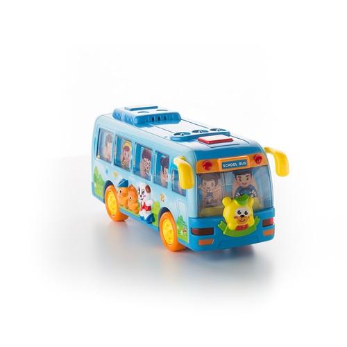 מקליט קול באוטובוס צעצוע