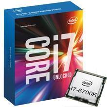 מעבד Intel Core i7 6700K Box