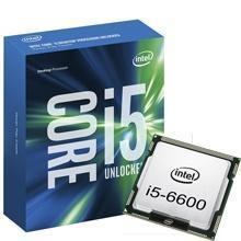 מעבד Core SkyLake BOX - i5-6600