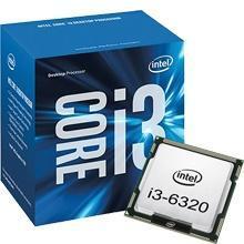 Core SkyLake BOX - i3-6320