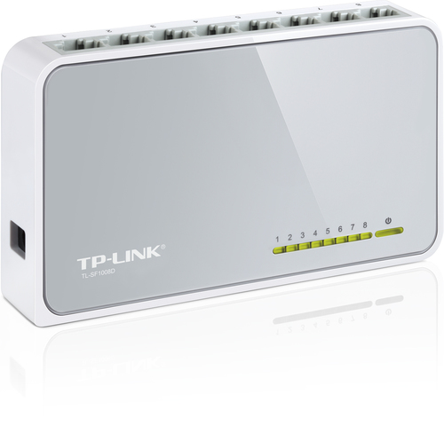 רכזת רשת / ממתג TP-Link TL-SF1008D
