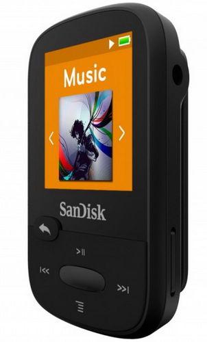 Sandisk Sansa clip Sport 8GB סאנדיסק נגן ספורט